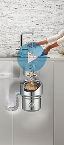 Play Food Waste Disposer Video